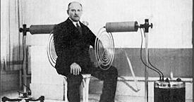 Oscillateur à ondes multiples de George Lakhovsky